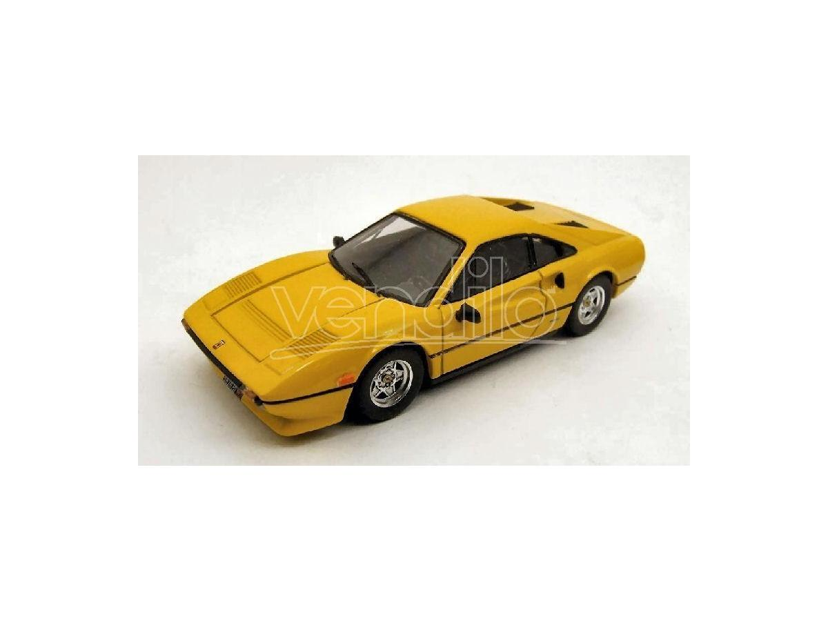 Best Model BT9248 FERRARI 308 GTB QV 1982 YELLOW 1:43 Modellino
