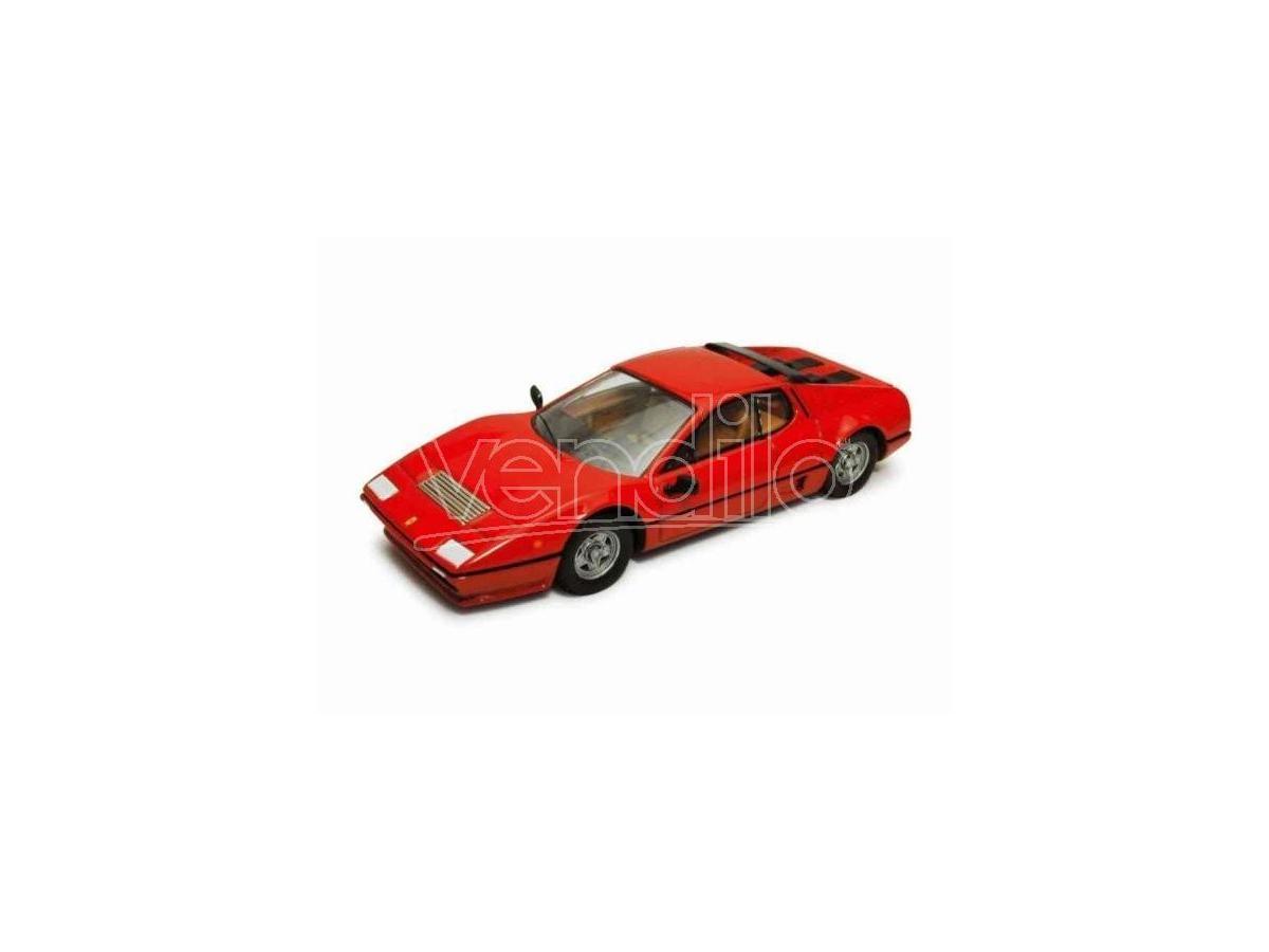 Best Model BT9258 FERRARI 512 BB 1976 RED 1:43 Modellino