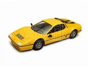 Best Model BT9265 FERRARI 512 BB 1976 YELLOW 1:43 Modellino