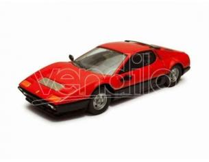 Best Model BT9269 FERRARI 512 BB 1978 RED BLACK 1:43 Modellino