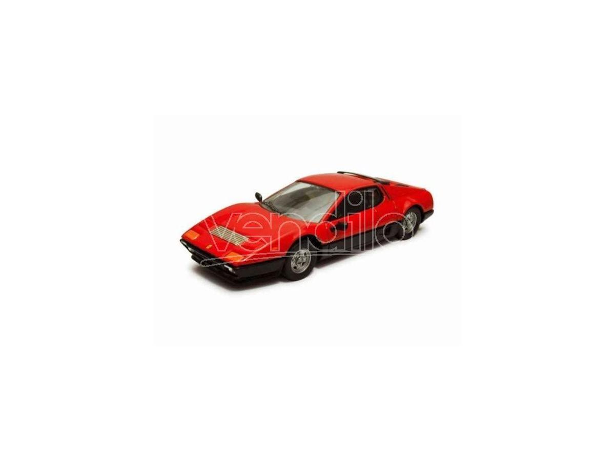 Best Model BT9269 FERRARI 512 BB 1978 RED BLACK 1:43 Modellino