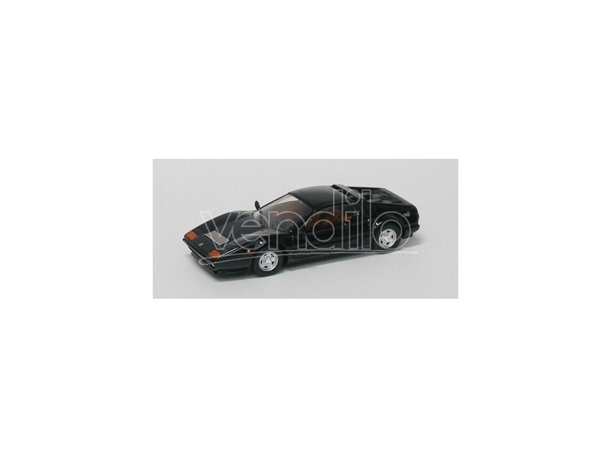 Best Model BT9274 FERRARI 512 BB 1976 BLACK 1:43 Modellino