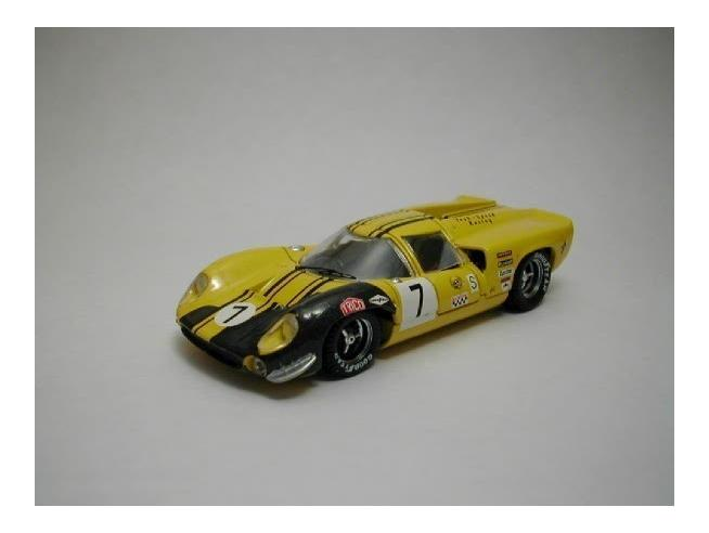 Best Model BT9283 LOLA T70 COUPE' N.7 8th BRANDS HATCH 1969 CRAFT-LIDDEL 1:43 Modellino