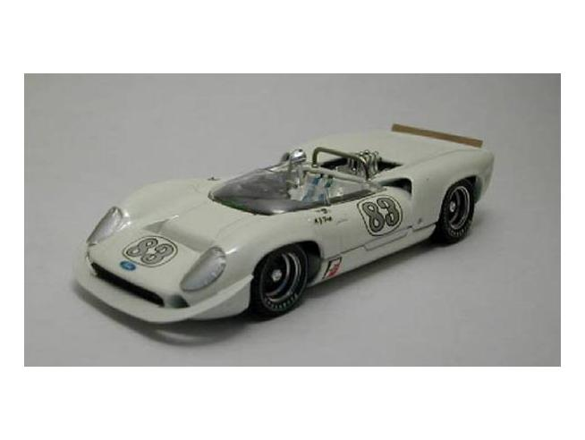 Best Model BT9292 LOLA T 70 SPIDER N.88 38th NASSAU TROPHY 1966 A.J.FOYT 1:43 Modellino