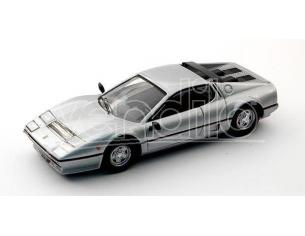 Best Model BT9305 FERRARI 512 BB 1976 SILVER 1:43 Modellino