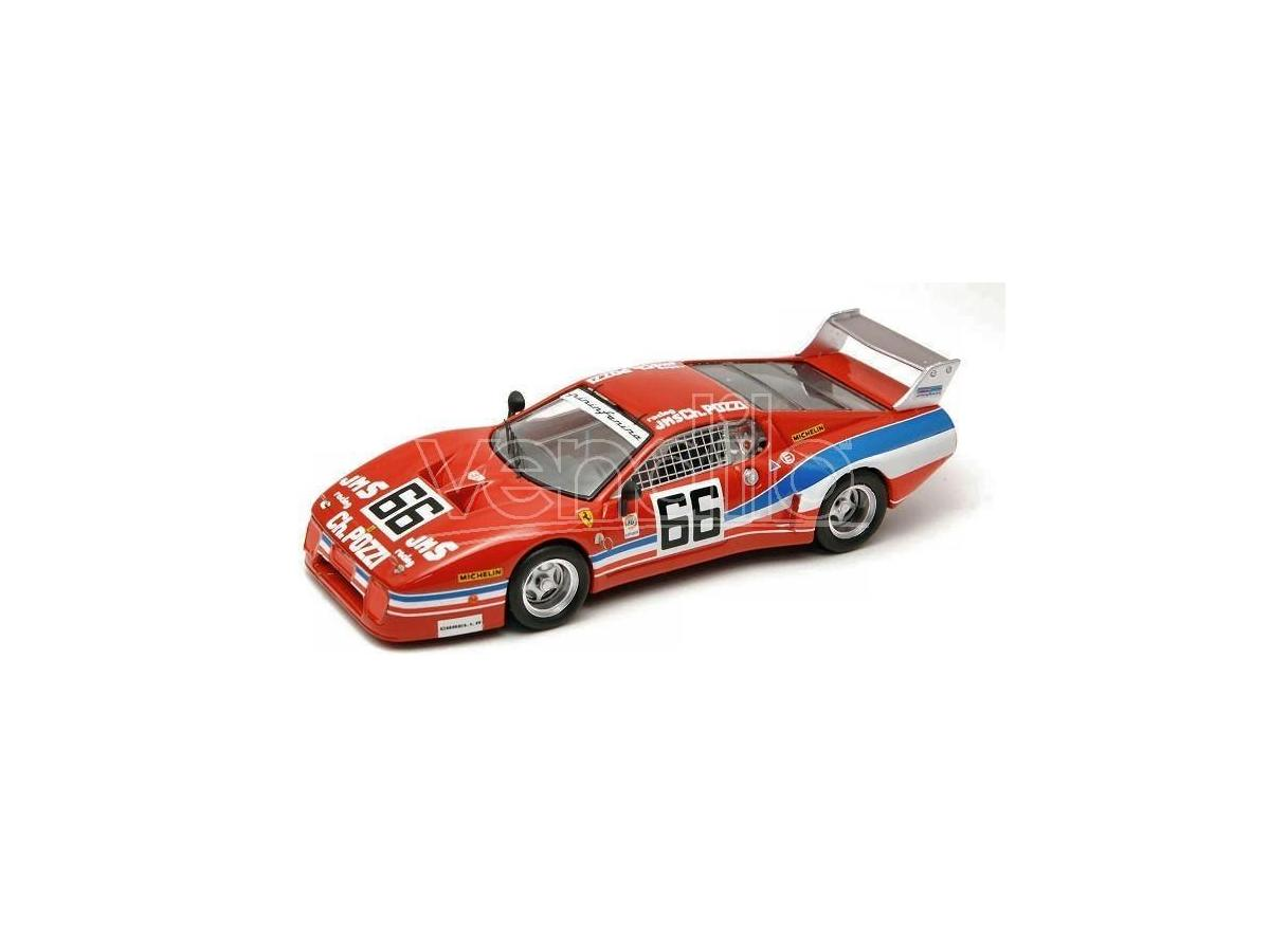 Best Model BT9318 FERRARI 512 BB N.66 53th 24 H DAYTONA 1979 ANDRUET-DINI-BALLOT LENA 1:43 Modellino
