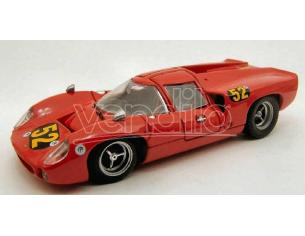 Best Model BT9337 LOLA T 70 COUPE' N.52 1000 KM BUENOS AIRES 1970 PROPHET-PASCUALINI 1:43 Modellino