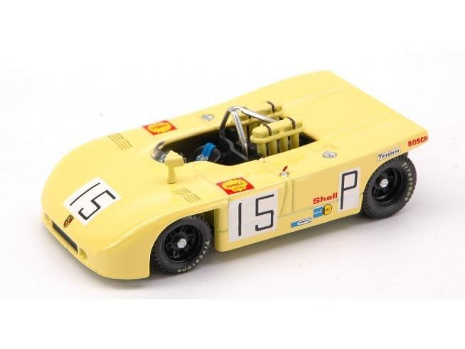 Best Model BT9350 PORSCHE 908/3 N.15 2nd NURBURGRING 1970 H.HERRMANN-R.ATTWOOD 1:43 Modellino