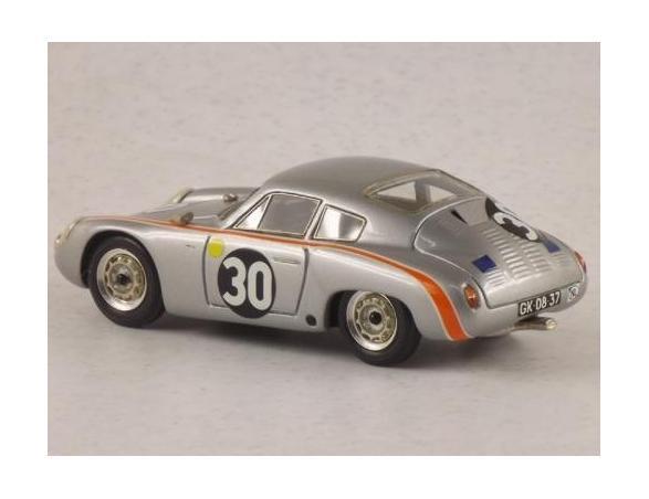 Best Model BT9387 PORSCHE ABARTH N.30 RETIRED LE MANS 1962 PON/BEAUFORT 1:43 Modellino