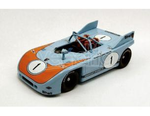 Best Model BT9391 PORSCHE 908/3 N.1 RETIRED B.HATCH 1972 JOST-CASONI 1:43 Modellino