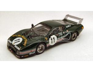 Best Model BT9395 FERRARI 512 BB LM N.11 SILV.'80 1:43 Modellino