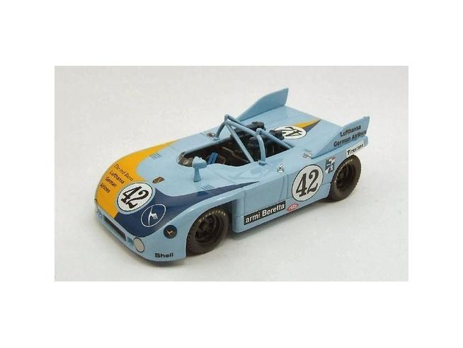 Best Model 9403 PORSCHE 908/3 WATKINS GLEN '72 1/43 Modellino