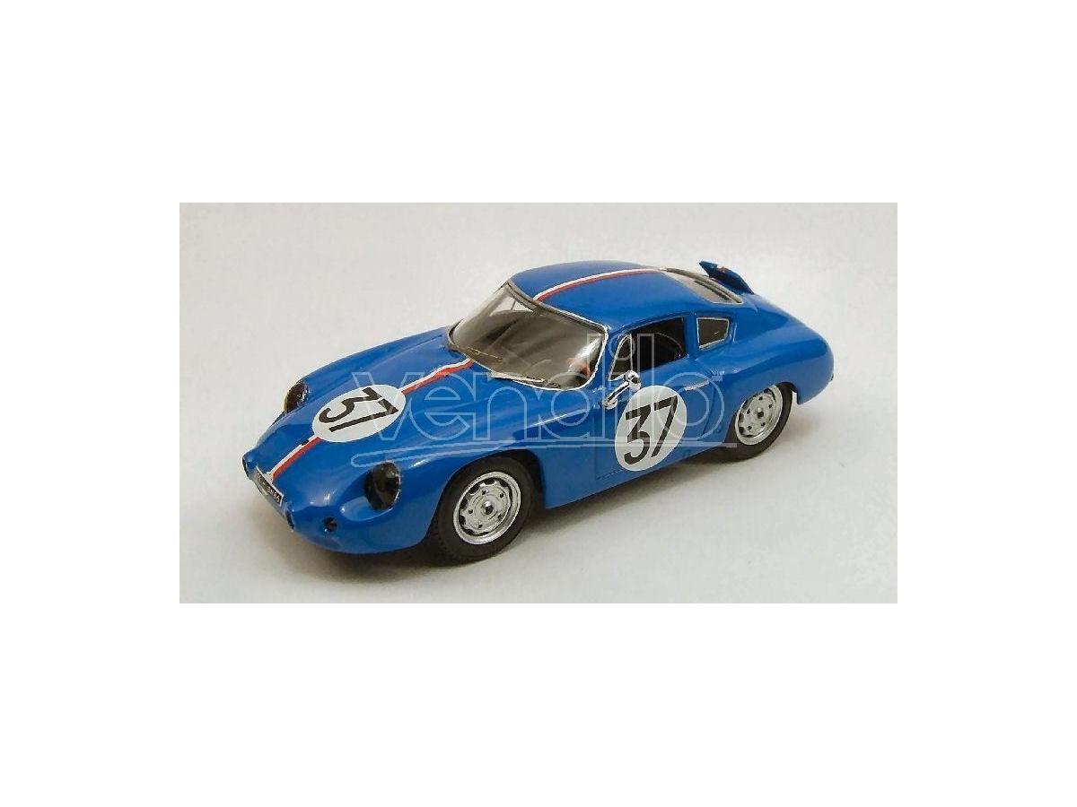 Best Model BT9404 PORSCHE ABARTH N.37 DNF LE MANS 1961 P.MONNERET-R.BUCHET 1:43 Modellino