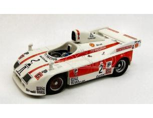Best Model BT9406 PORSCHE 908/4 N.2 2nd 9H KYALAMI 1981 BRUNN-BARTH-MARTIN 1:43 Modellino