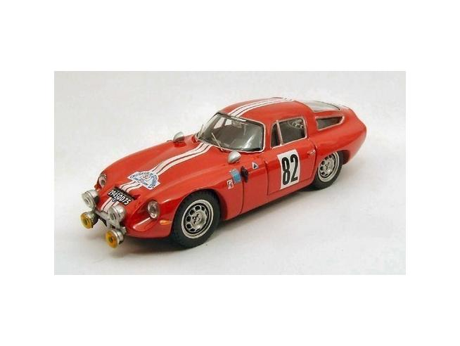 Best Model 9416 ALFA ROMEO TZ1 MONTPELLIER '65 1/43 Modellino