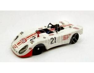 Best Model 9418 PORSCHE 908 FLUNDER MONZA '71 1/43 Modellino