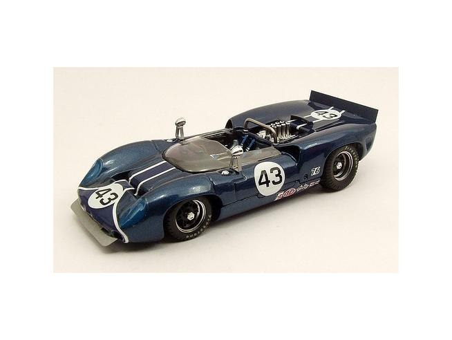 Best Model 9426 LOLA T70 SPYDER RIVERSIDE 1966 1/43 Modellino