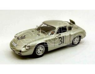 Best Model 9447 PORSCHE ABARTH NURBURGRING 1960 1/43 Modellino