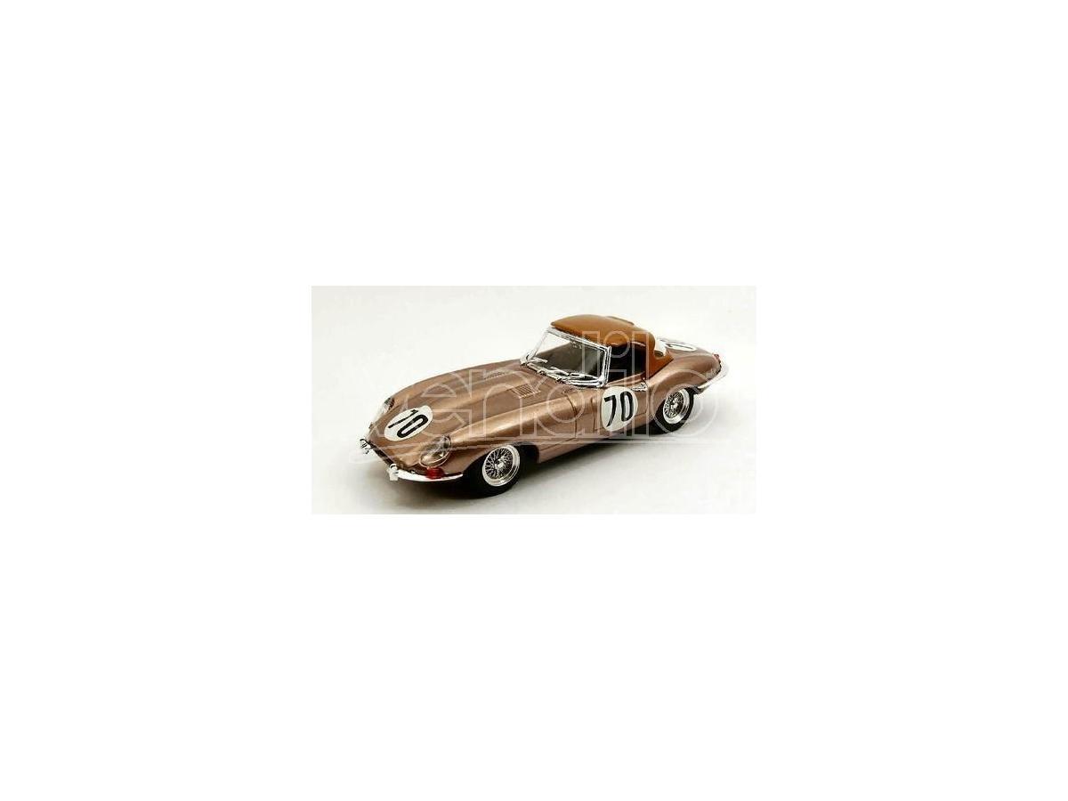 Best Model 9448 JAGUAR E SPIDER NASSAU 1961 1/43 Modellino