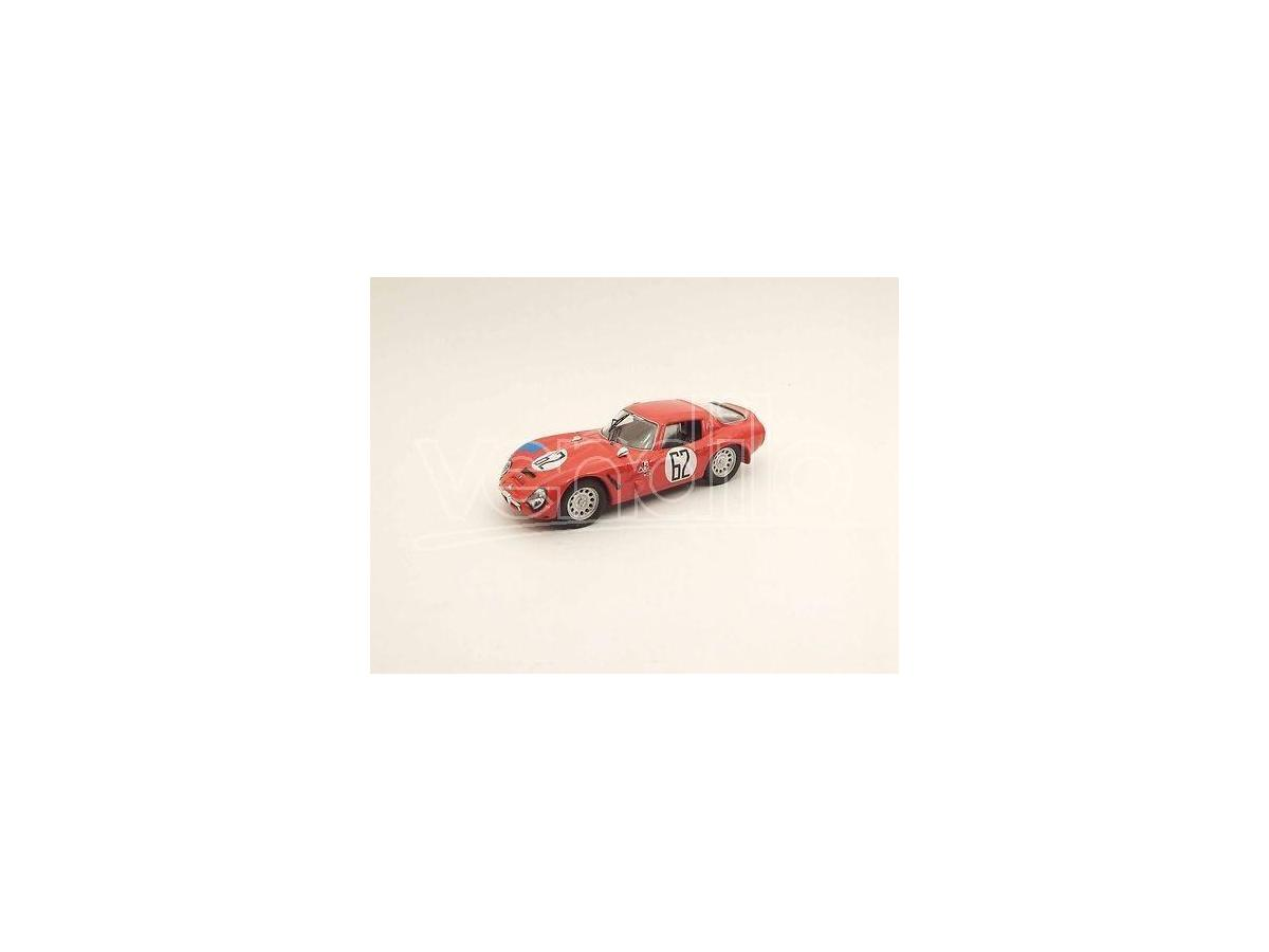 Best Model 9451 ALFA ROMEO TZ2 SEBRING 1966 1/43 Modellino