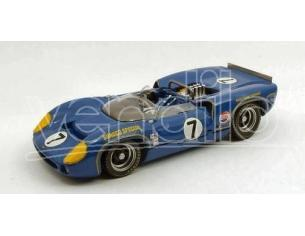 Best Model 9454 LOLA T70 SPIDER NASSAU 1966 1/43 Modellino