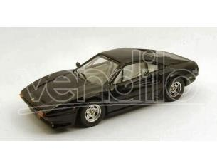Best Model 9455 FERRARI 208 TURBO 1982 BLACK 1/43 Modellino