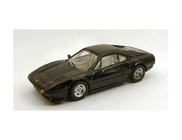 Best Model 9455 FERRARI 208 TURBO 1982 BLACK 1/43 Modellino