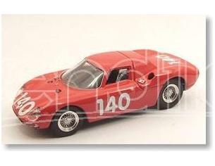 Best Model 9460 FERRARI 250 LM TARGA FLORIO '65 1/43 Modellino