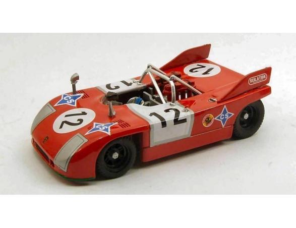 Best Model BT9461 PORSCHE 908/3 N.12 DNF 1000 KM SPA 1974 TORREDEMER-PLA 1:43 Modellino