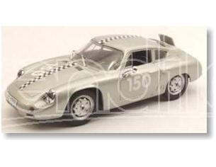 Best Model 9468 PORSCHE ABARTH HOCKENHEIM 1961 1/43 Modellino