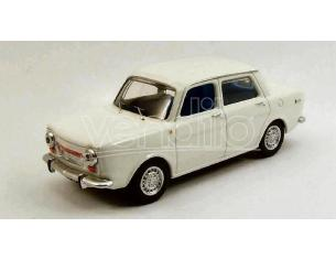 Best Model BT9475 SIMCA ABARTH 1150 1963 BIANCO 1:43 Modellino