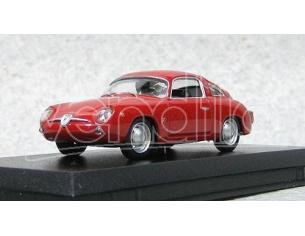 Best Model 9484 FIAT ABARTH 750 ZAGATO 1958 1/43 Modellino