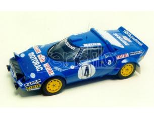 Big Model Racing 43 K004 LANCIA STRATOS MOTORAC 1979 KIT 1:24 Modellino