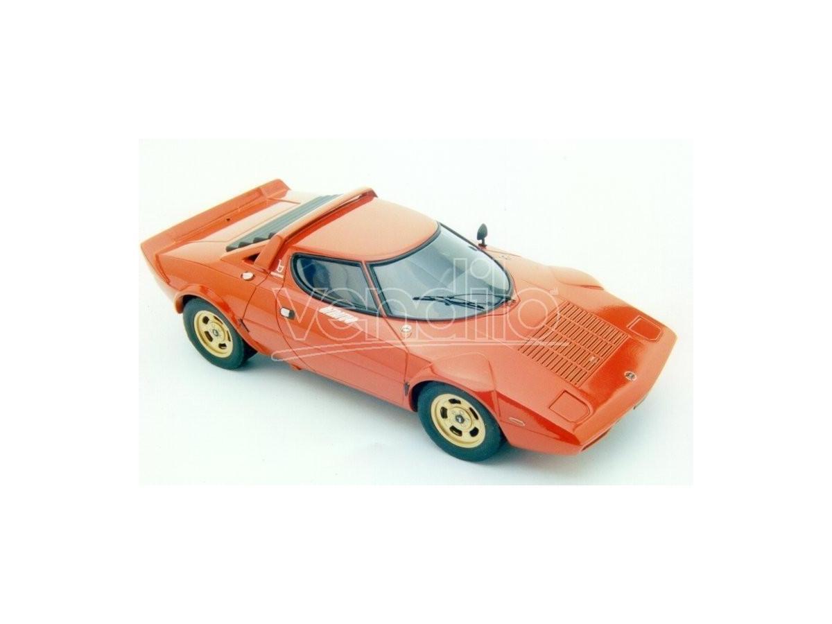 Big Model Racing 43 K009 LANCIA STRATOS STRADALE KIT 1/24 Modellino