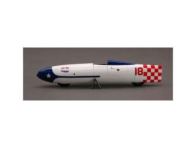 Bizzare BZ559 TRIUMPH BONNEV.REC.'56 214 MPH 1:43 Modellino