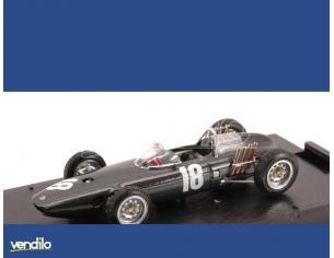 Brumm R322B BRM P57 '62 GP OLANDA GINTHER 1/43 Modellino