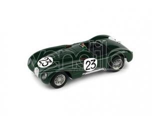 Brumm R356C JAGUAR TYP C LE MANS 1951 1/43 Modellino