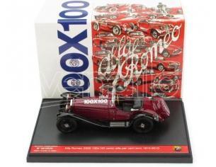 Brumm BMS1036 ALFA ROMEO 2300 100x100 ALFA 1910-2010 1:43 Modellino