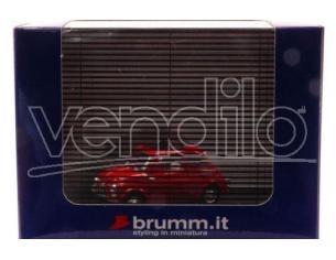 Brumm BMS7207 FIAT 500 D 1960 SEXYBRUMM 35