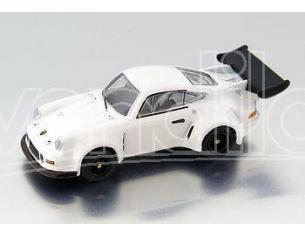 Bub 08555 PORSCHE 911 RSR TURBO WHITE 1/87 Modellino