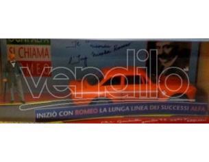 Club Bialbero 403 DIORAMA 'OGNI ALFA SI FA ROMEO' CON Modellino