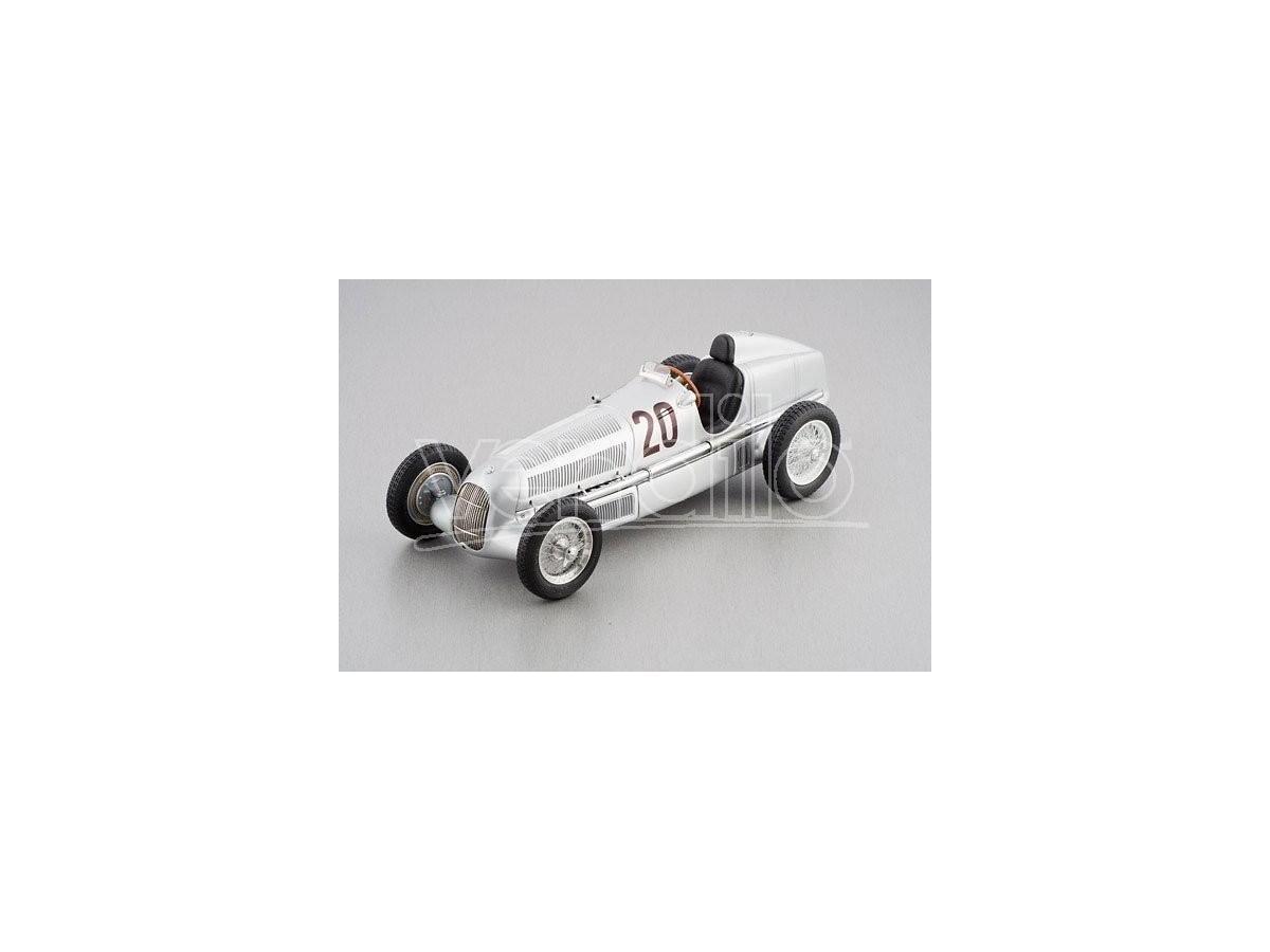 CMC CMC103 MERCEDES W25 M.V.BRAUCHITSCH 1934 N.20 1:18 Modellino