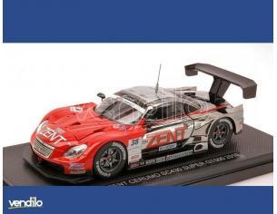 Ebbro EB44332 LEXUS SC430 N.38 SUPER GT 500 2010 1:43 Modellino
