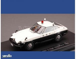 Ebbro EB44495 NISSAN FAIRLADY Z HIGH WAY PATROL 1969 1:43 Modellino