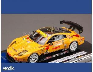 Ebbro EB44505 NISSAN FAIRLADY Z N.3 SUPER GT 2010 CHAMPION 1:43 Modellino