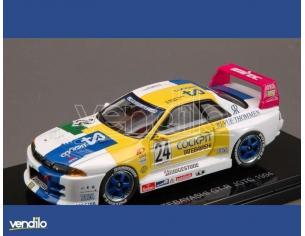 Ebbro EB44574 NISSAN SKYLINE GT-R R32 N.24 JGTC 1994 1:43 Modellino