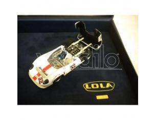 Fly - GB track F02 LOLA T70 SPYDER LAGUNA SECA '67 1/43 Modellino