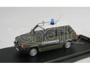 Giocher PA01/PMC PANDA CARABINIERI MILITARE 1:43 Modellino