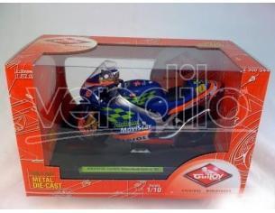 Guiloy 13657 APRILIA RSV 250 FONSI NIETO 1/10 Modellino