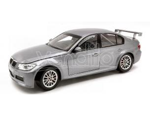 Guiloy GY67509 BMW 320 SI WTCC TEST CAR SILVER 1:18 Modellino